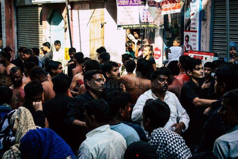 Kleuren van India stock foto