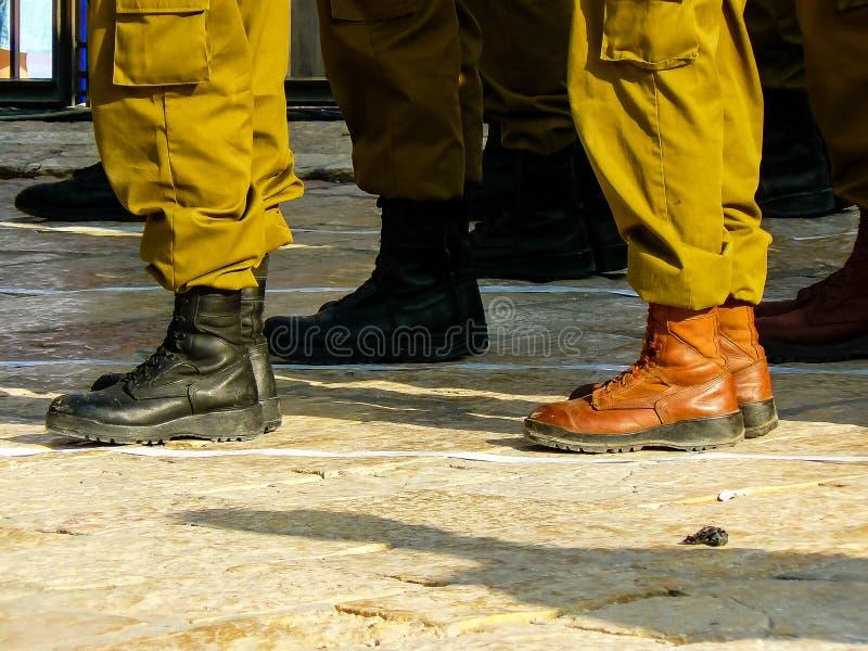 Kleuren van Israël royalty-vrije stock fotografie