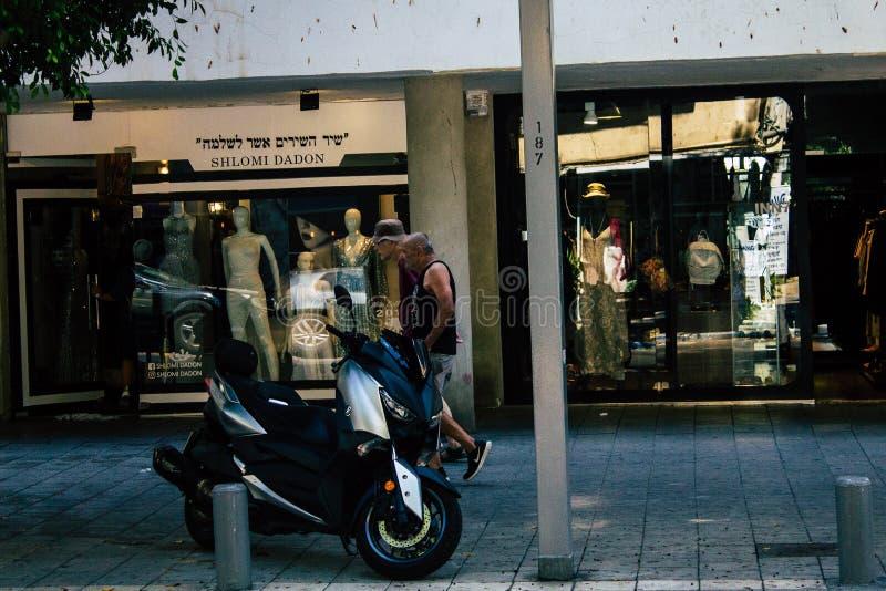 Kleuren van Israël royalty-vrije stock foto's