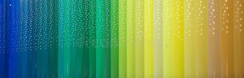 Kleurenbars vector illustratie