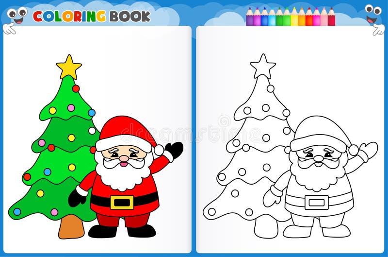 Kleurend aantekenvel vector illustratie