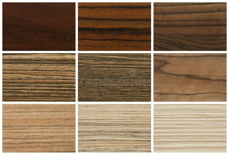 Kleurenpalet voor meubilair stock foto's