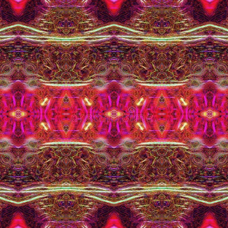 Kleurrijk Behang Als achtergrond royalty-vrije stock fotografie