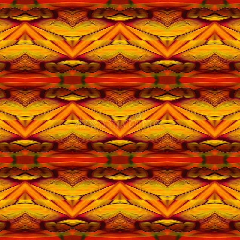 Kleurrijk Behang Als achtergrond royalty-vrije stock afbeelding