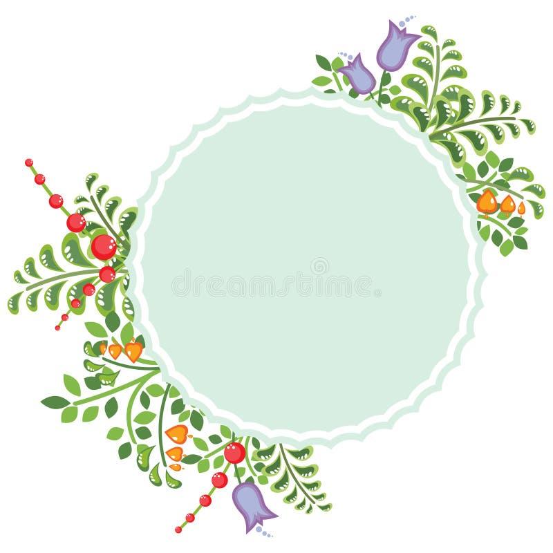 Download Kleurrijk bloemontwerp vector illustratie. Illustratie bestaande uit vakantie - 39106517