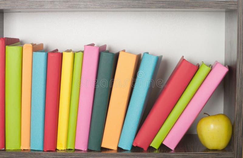 Kleurrijk boek royalty-vrije stock afbeelding