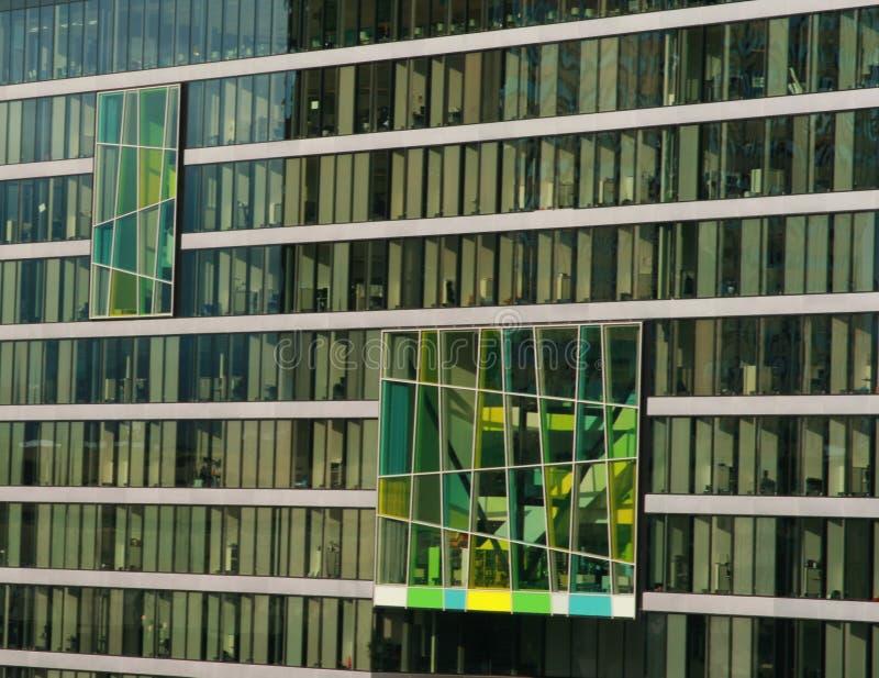 Kleurrijk Bureaublok stock afbeelding