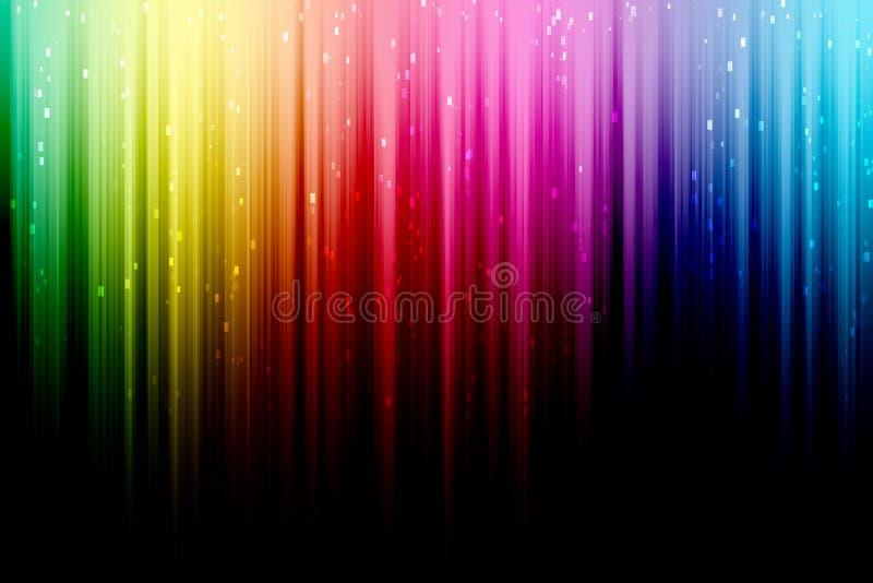 Kleurrijk concept als achtergrond royalty-vrije stock afbeeldingen