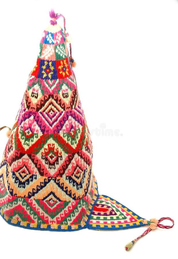Kleurrijk Fez royalty-vrije stock foto's