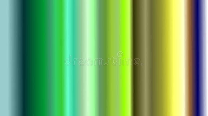 Kleurrijk gemengd vaag in de schaduw gesteld abstract behang als achtergrond Levendige vectorillustratie vector illustratie