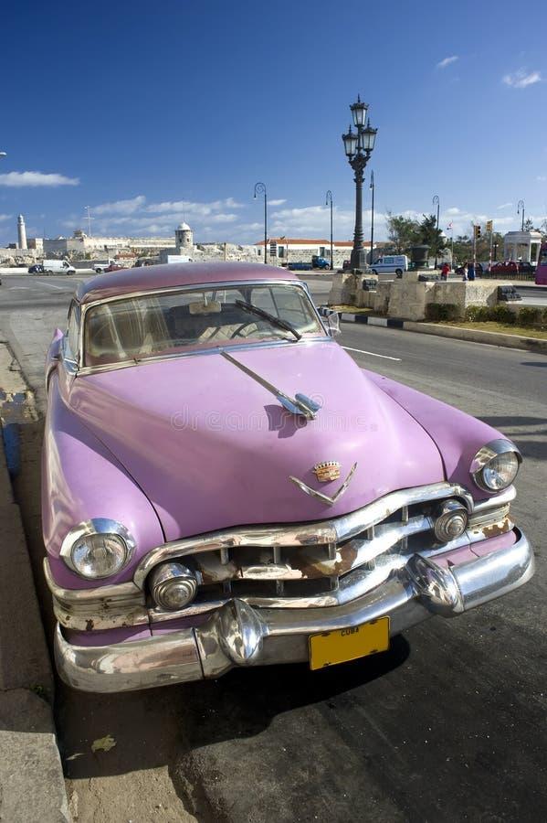 Kleurrijk Havana, Cuba royalty-vrije stock afbeelding