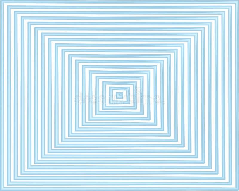 Kleurrijk illusive abstract geometrisch naadloos 3d patroon met transparantiegevolgen De vector stileerde oneindige achtergrond,  royalty-vrije illustratie
