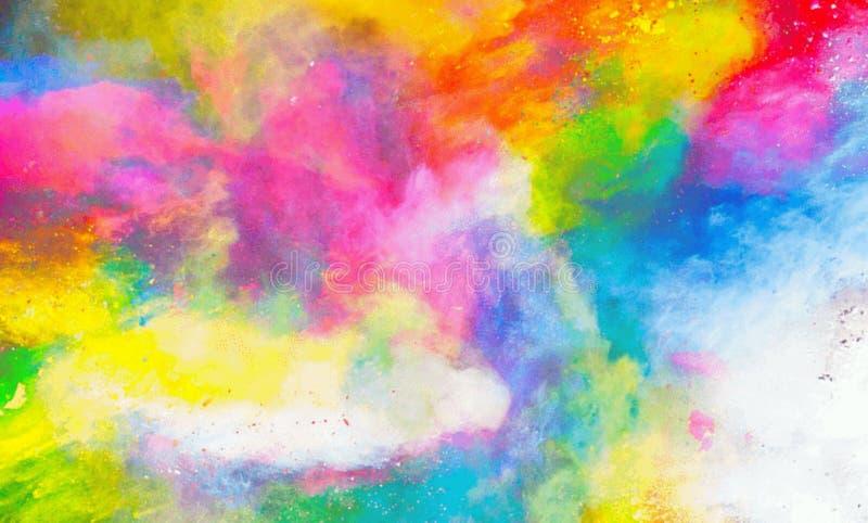 Kleurrijk illustratieontwerp vector illustratie