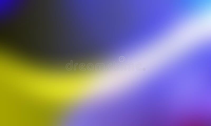 Kleurrijk onduidelijk beeld abstract vectorontwerp als achtergrond, kleurrijke vage in de schaduw gestelde achtergrond, levendige vector illustratie