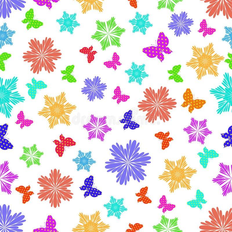 Kleurrijk patroon royalty-vrije stock foto