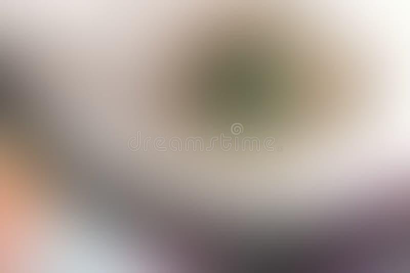 Kleurrijk vaag in de schaduw gesteld behang als achtergrond levendige kleuren vectorillustratie vector illustratie