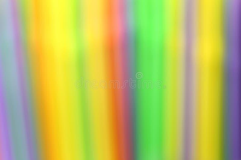 Kleurrijk van onduidelijk beeld abstracte achtergrond royalty-vrije stock foto