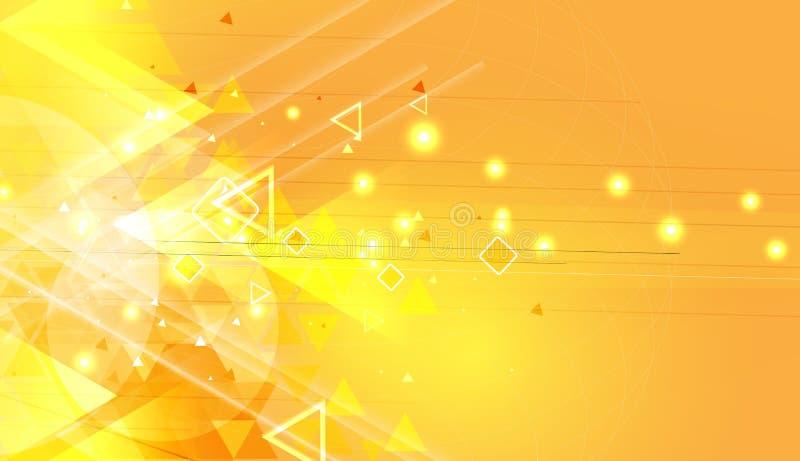 Kleurrijke abstracte geometrische achtergrond voor ontwerp vector illustratie