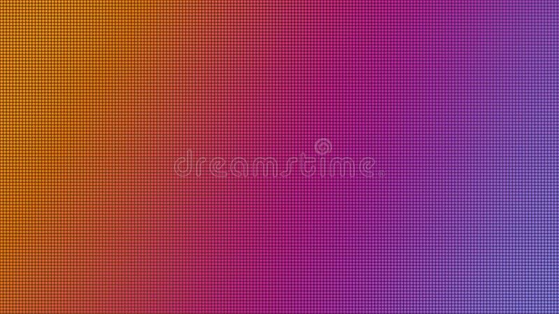 Kleurrijke abstracte gradiënt met cirkels voor uw ontwerp Achtergrond voor advertentie, affiche, banner, website en mobiele toepa vector illustratie