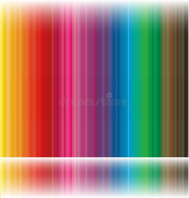Kleurrijke backround royalty-vrije stock afbeelding