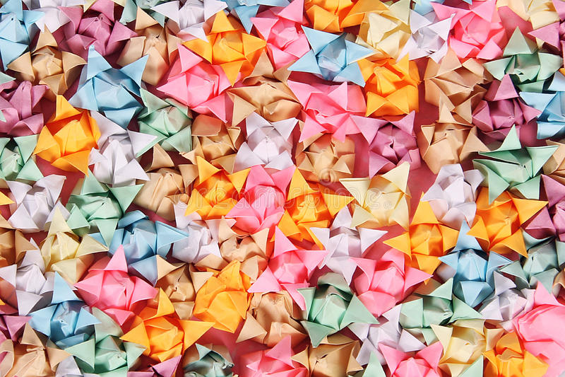 Kleurrijke bloemen royalty-vrije stock afbeeldingen