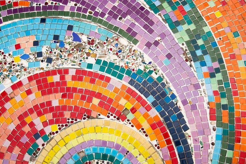 Kleurrijke ceramisch stock foto's