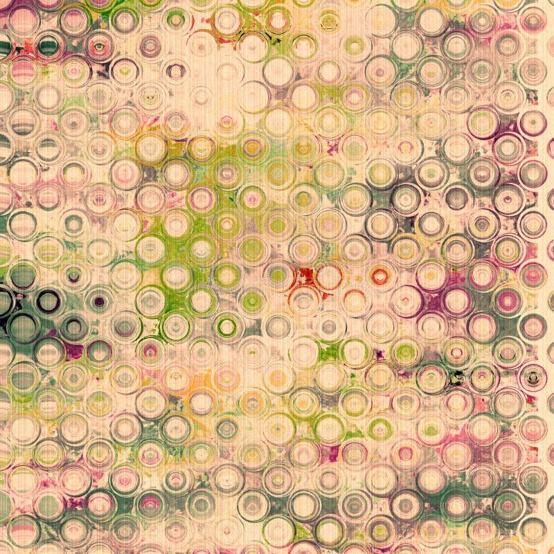 Kleurrijke Cirkels vector illustratie