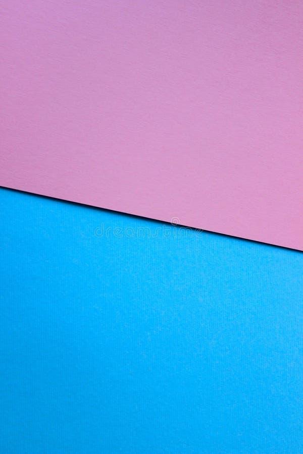 Kleurrijke Document Textuur met Heel wat Exemplaarruimte voor Tekst stock foto's