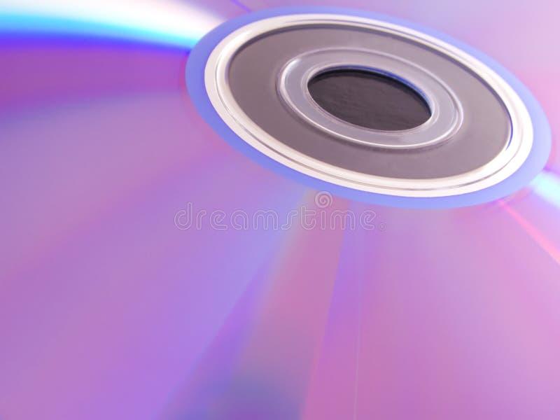 Kleurrijke dvd stock foto's