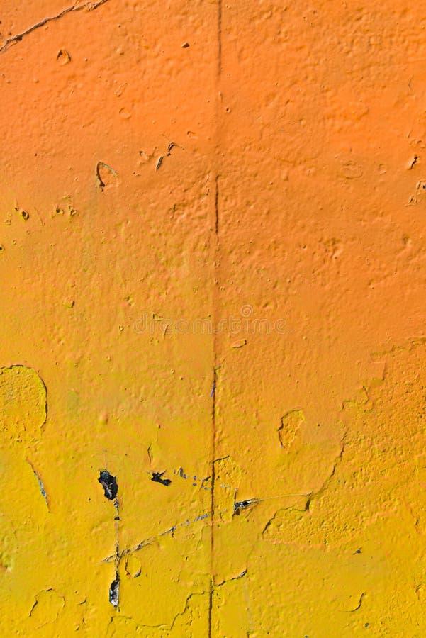 Kleurrijke geschilderde muur royalty-vrije stock foto's
