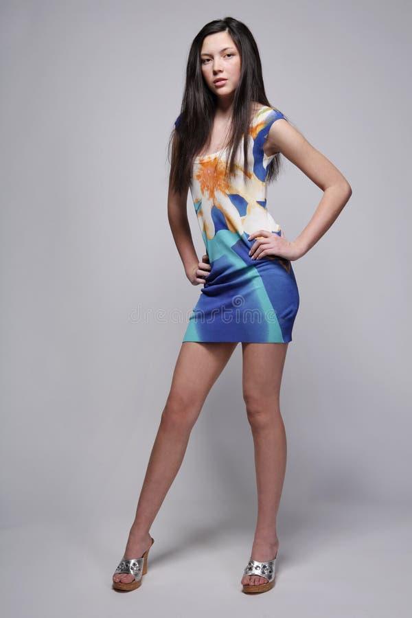 Kleurrijke kleding. royalty-vrije stock foto
