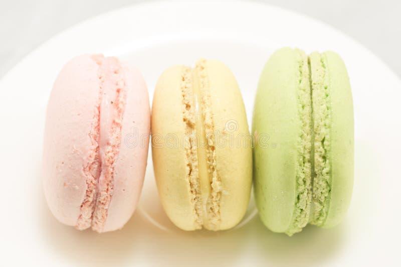 Download Kleurrijke macaron stock afbeelding. Afbeelding bestaande uit frans - 39118005