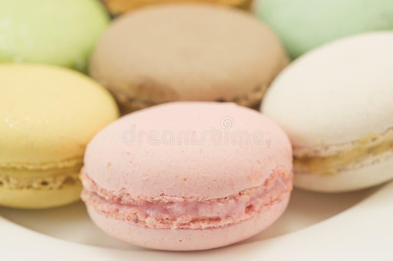 Download Kleurrijke macaron stock afbeelding. Afbeelding bestaande uit makarons - 39118243