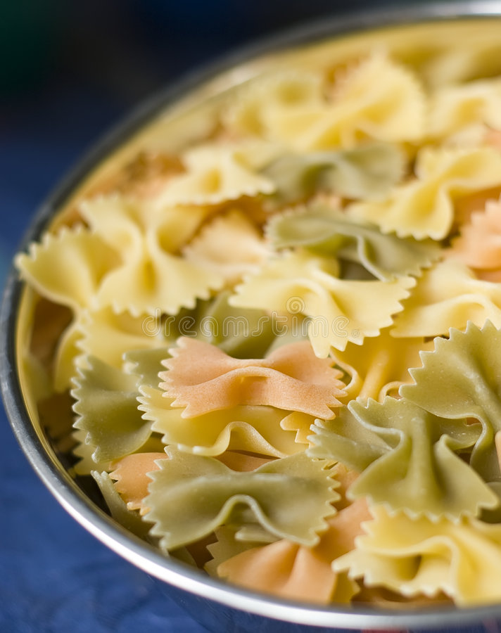 Kleurrijke macaroni #2 stock fotografie