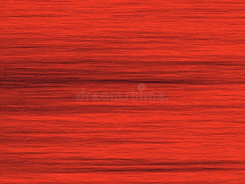 In kleurrijke oranjerode abstracte achtergrond Illustratie stock afbeeldingen