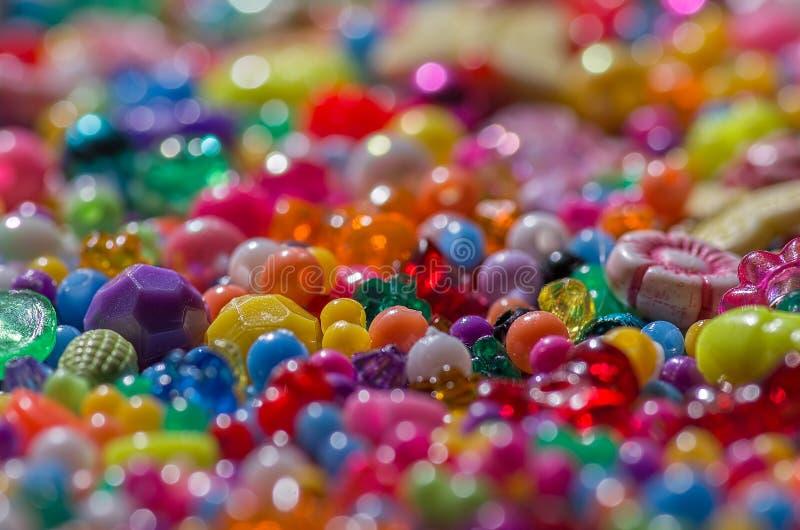 Download Kleurrijke parels stock foto. Afbeelding bestaande uit massa - 29509168