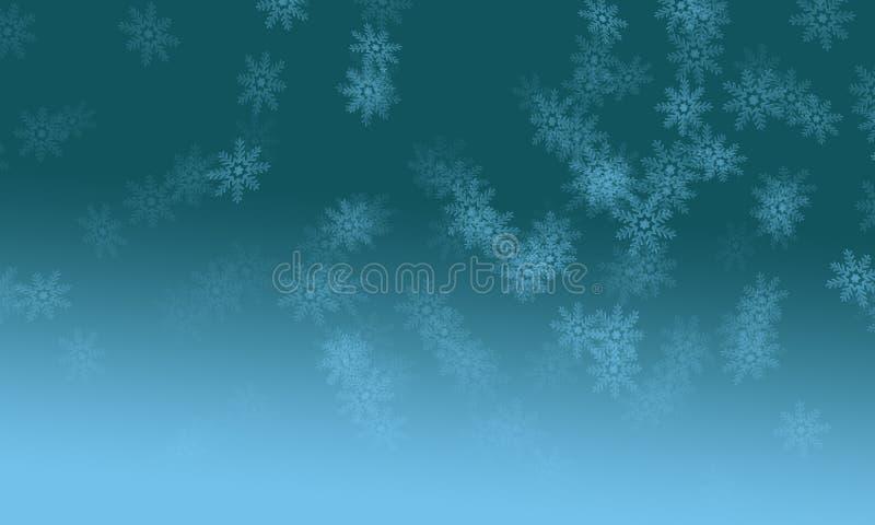 Kleurrijke ster op achtergrond stock illustratie
