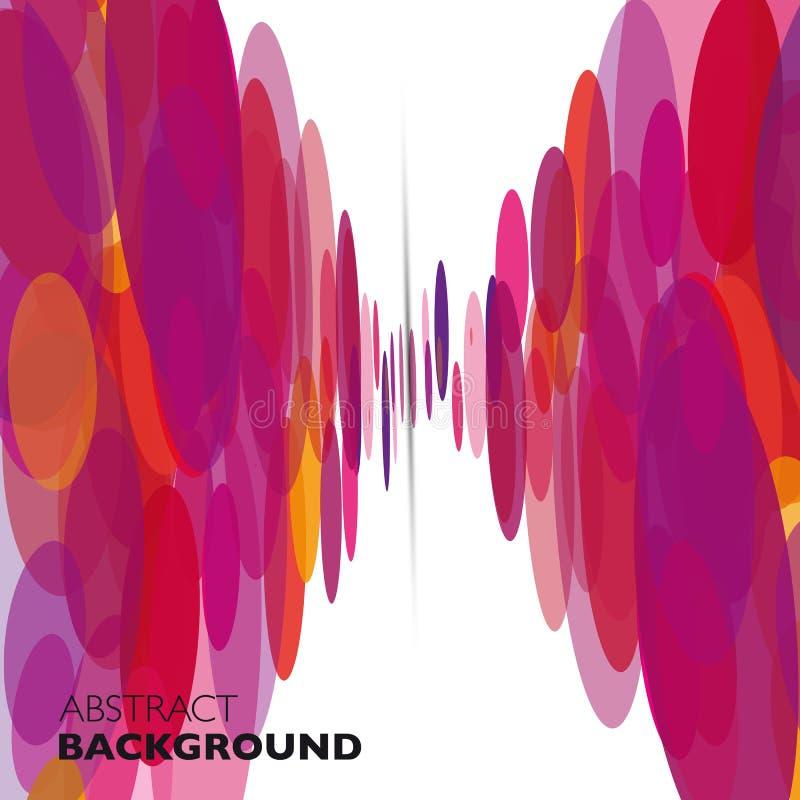 Kleurrijke vector abstracte geometrische achtergrond vector illustratie