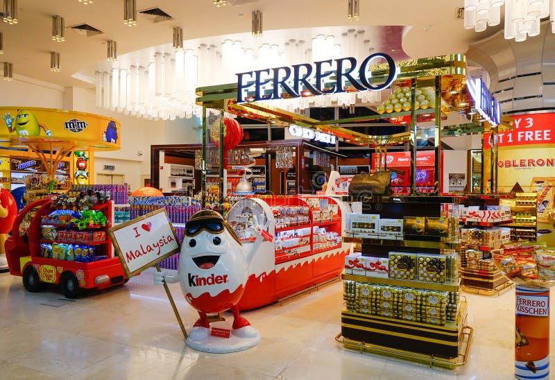 Asian free trade shops