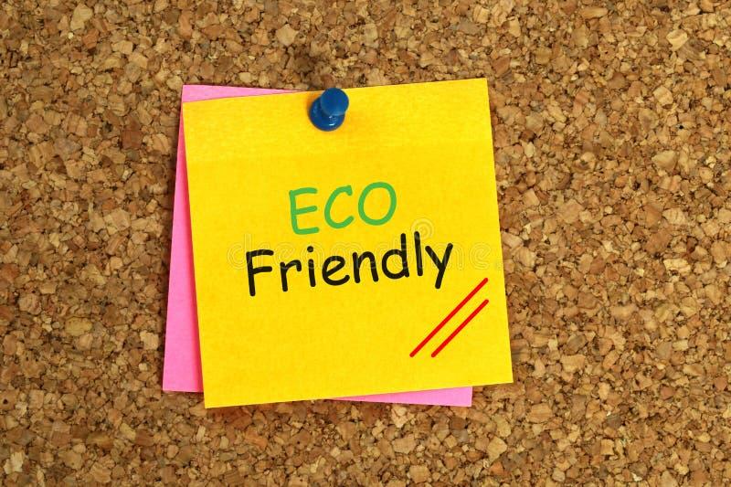 Klibbig Eco vänskapsmatch arkivfoto