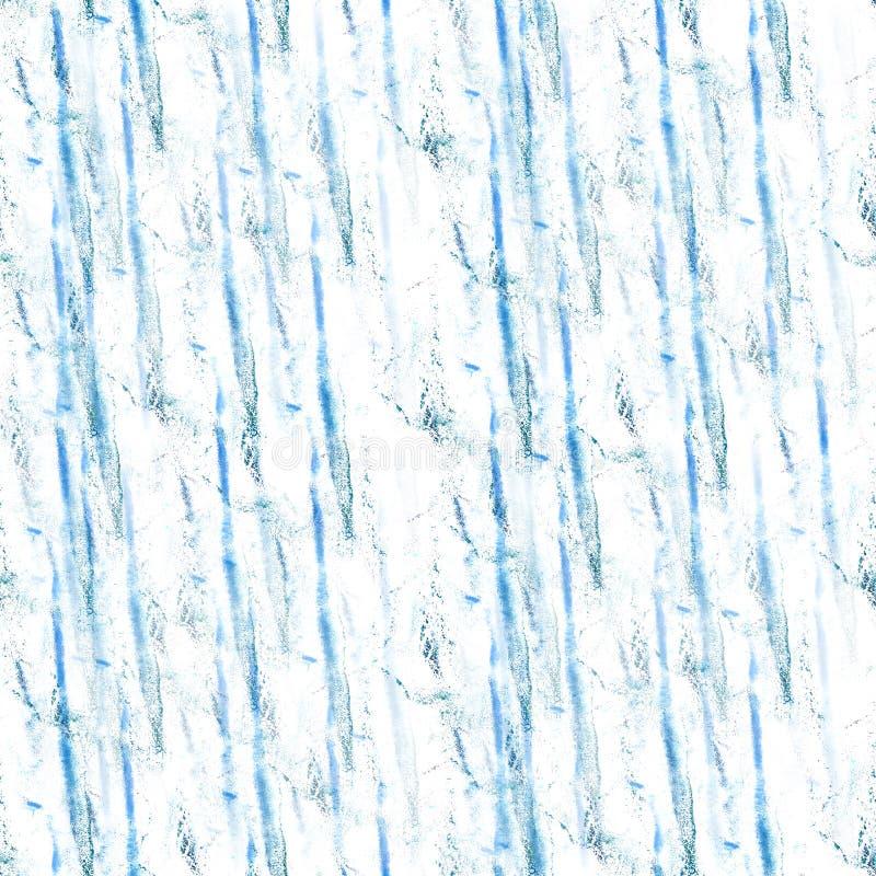 Klick för målarfärg för färgpulver för Art Dark blåttvattenfärg royaltyfri foto