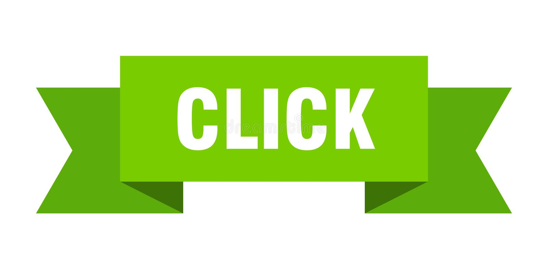 Klickenband vektor abbildung