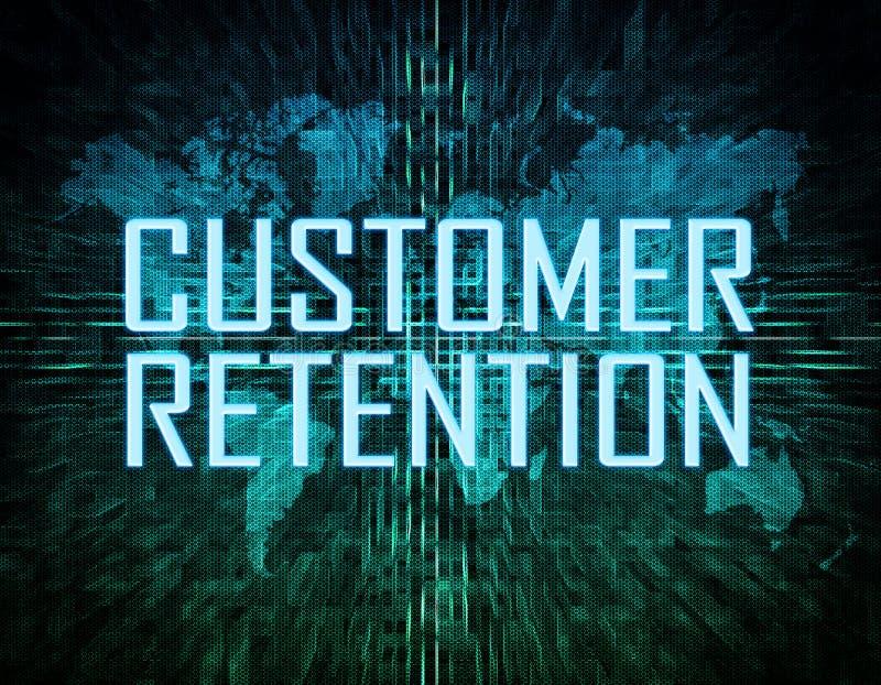 Klient retencja zdjęcie royalty free