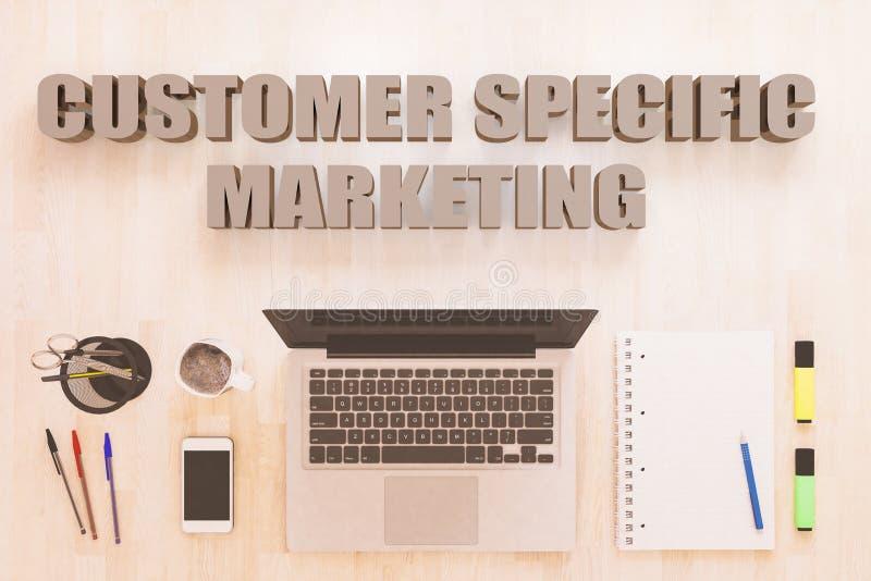 Klienta specyfika marketing ilustracji