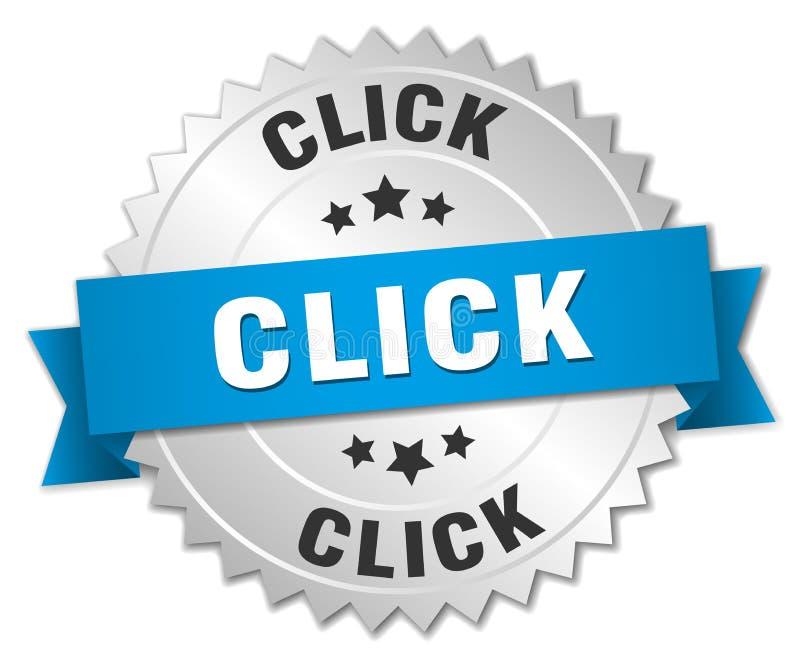 klik stock illustratie