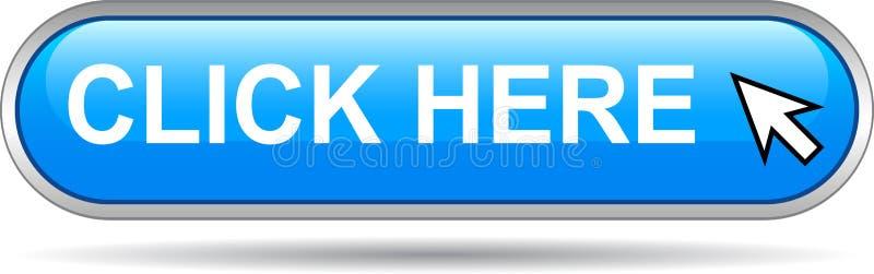 Klik hier Webknoop stock illustratie