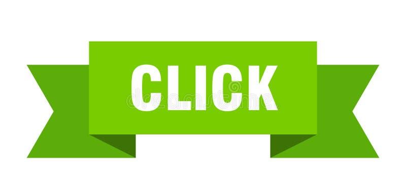 klik lint vector illustratie