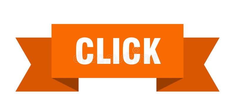 klik lint royalty-vrije illustratie