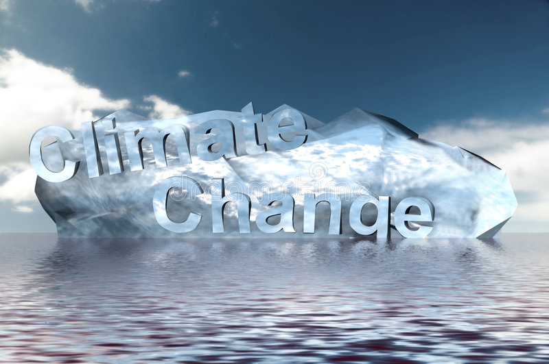 Klima-Änderung vektor abbildung