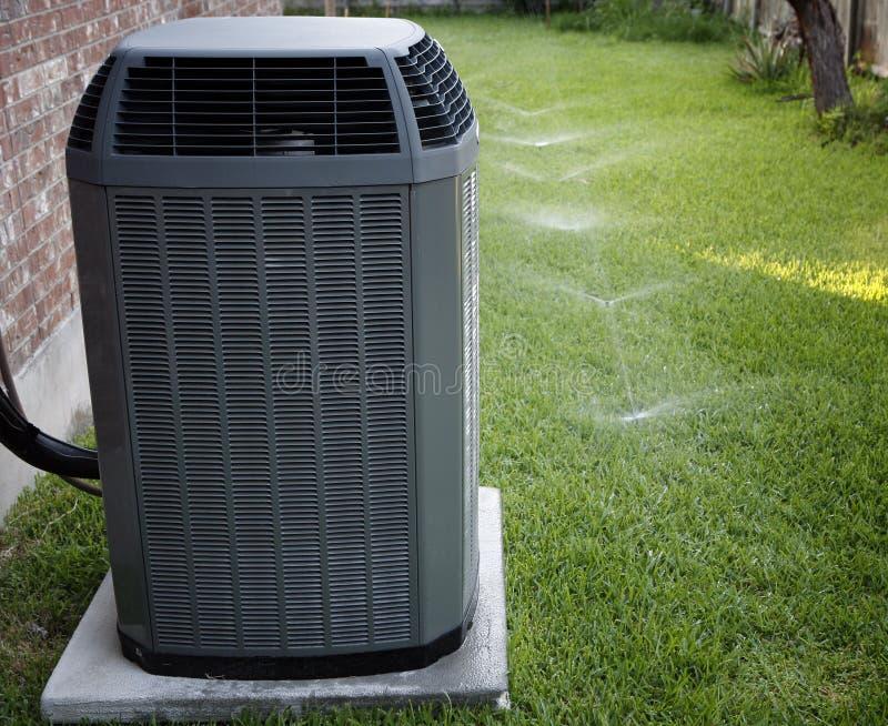Klimaanlage lizenzfreie stockfotografie